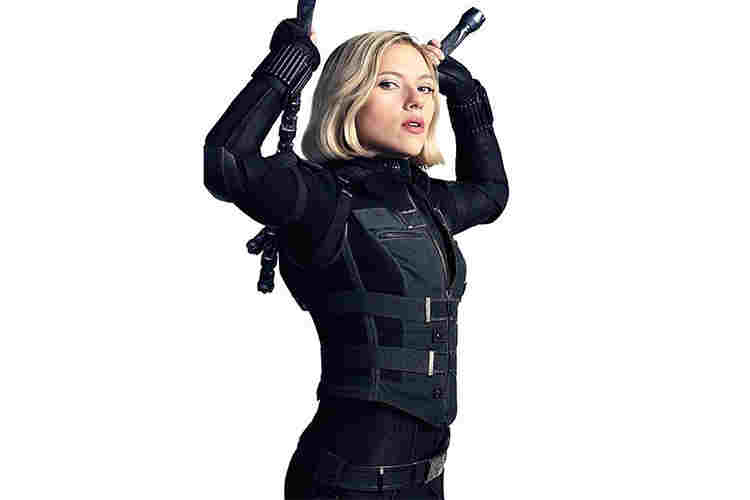 فیلم Black Widow بلک ویدو
