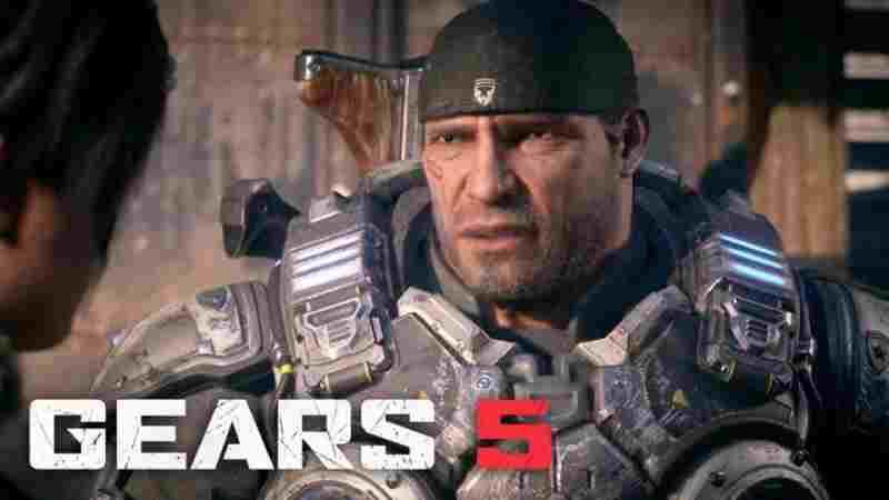 دانلود بازی Gears 5 برای pc دانلود بازی Gears of War 5
