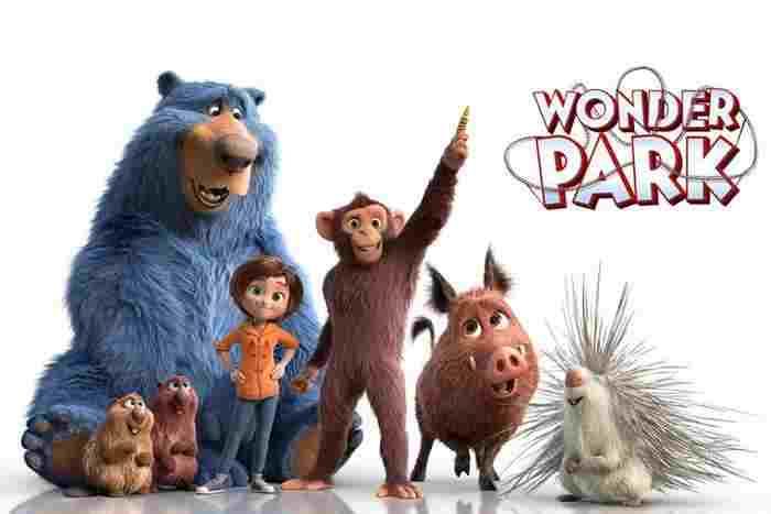دانلود انیمیشن Wonder Park 2019 دانلود انیمیشن پارک سحرآمیز