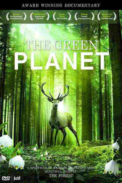 دانلود مستند سیاره سبز The Green Planet 2012 + دوبله فارسی + کیفیت عالی