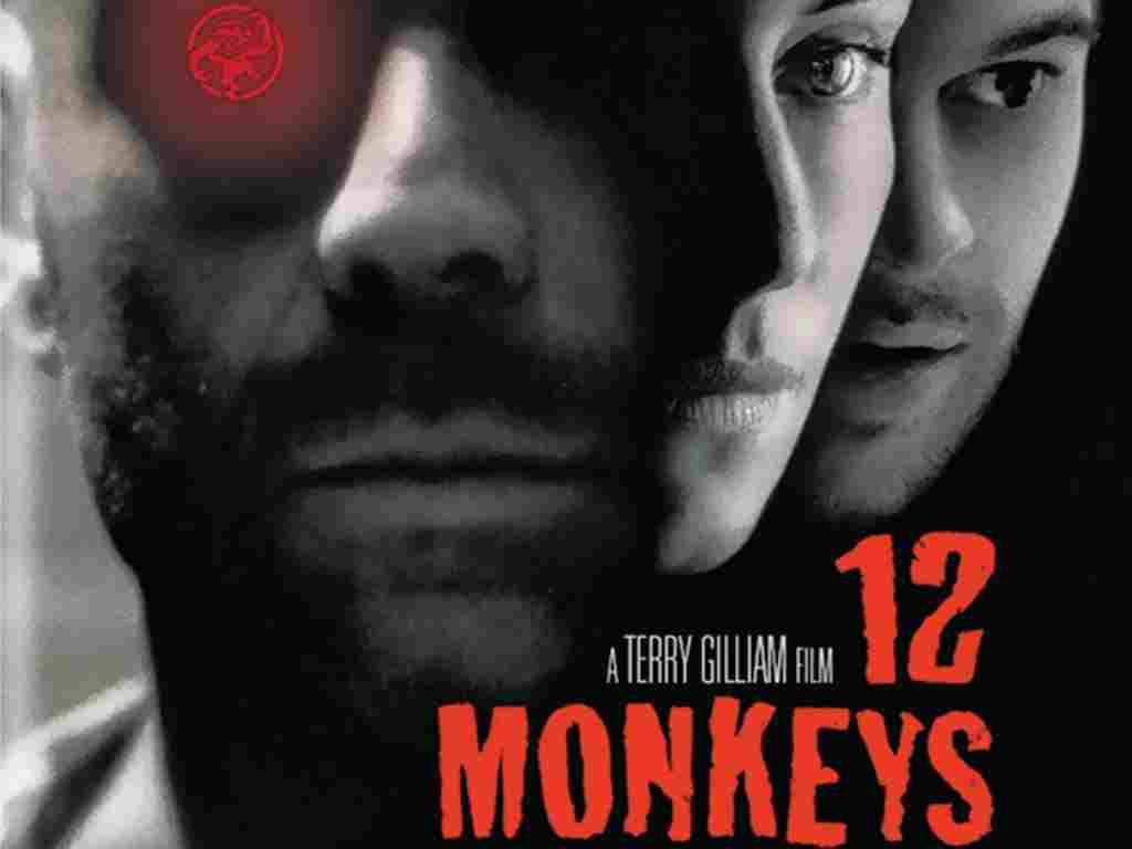 دانلود فیلم Twelve Monkeys 1995 دانلود فیلم ۱۲ میمون