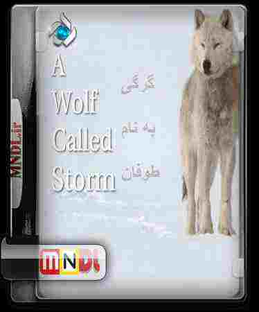دانلود مستند گرگی به نام طوفان A Wolf Called Storm 2012 + دوبله فارسی
