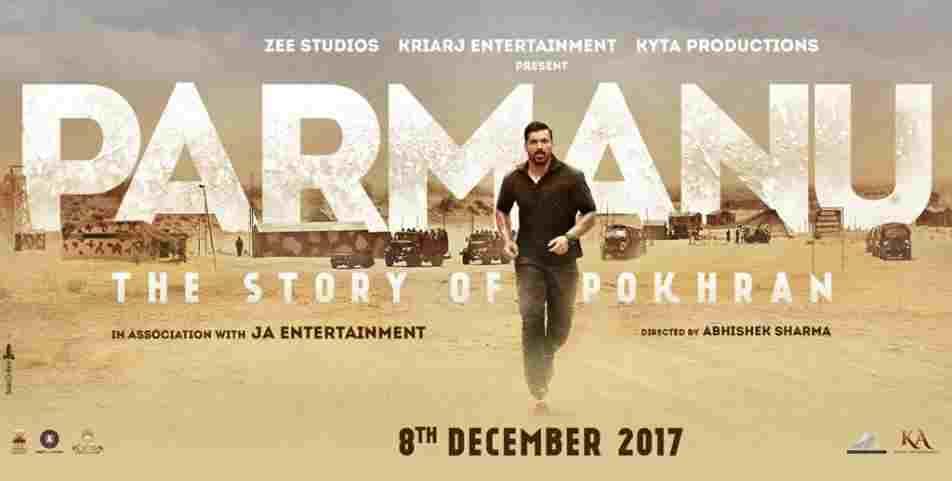 دانلود فیلم Parmanu The Story of Pokhran 2018 دانلود فیلم اتم: داستان پوخران فیلم هندی