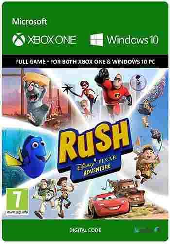 دانلود بازی Rush A DisneyPixar Adventure برای pc بهمراه کرک و اپدیت جدید و نسخه کم حجم و فشرده fitgirl , corepack فیت گرل و کورپک – codex , cpy لینک مستقیم
