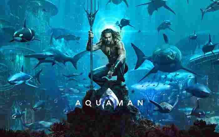 فیلم Aquaman 2018 آکوآمن