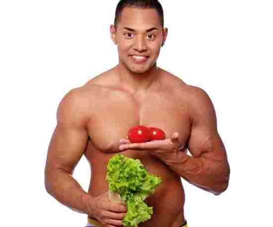 بدنسازی با گیاهخواری