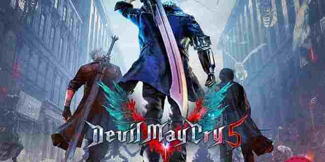 معرفی و دانلود بازی Devil May Cry 5 برای pc