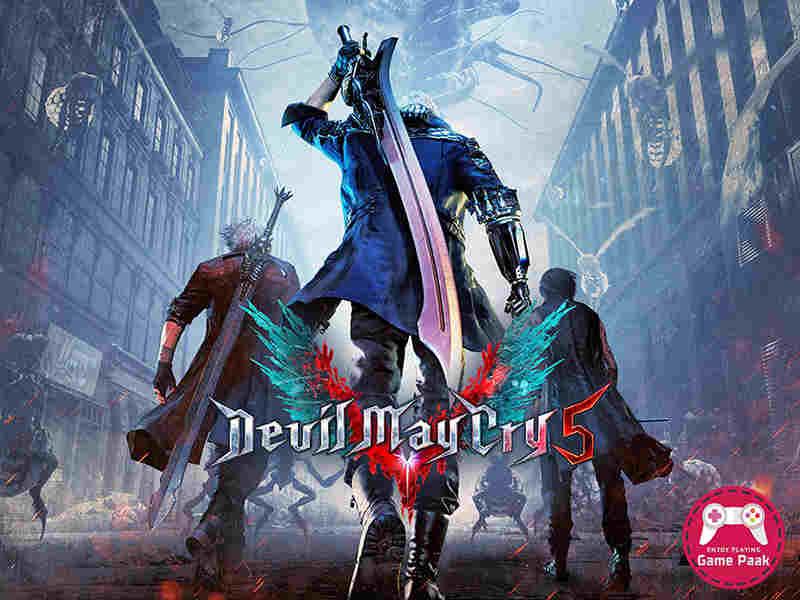دانلود بازی Devil May Cry 5