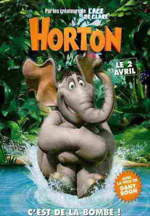 دانلود انیمیشن هورتن Horton Hears a Who! 2008 + دوبله فارسی + کیفیت 720p