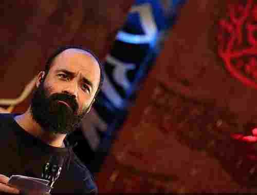 دانلود مداحی ماندگار دنیای من آقای من عبدالرضا هلالی + متن , ویدئو