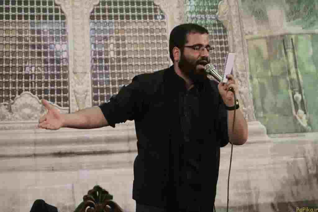 دانلود مداحی کربلا میخوام از حاج حسین سیب سرخی / متن / ویدئو