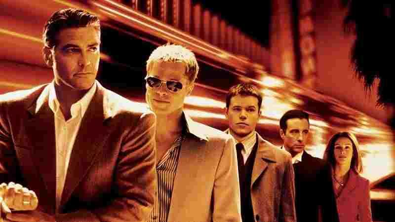 Oceans Eleven 2001 دانلود فیلم یازده یار اوشن