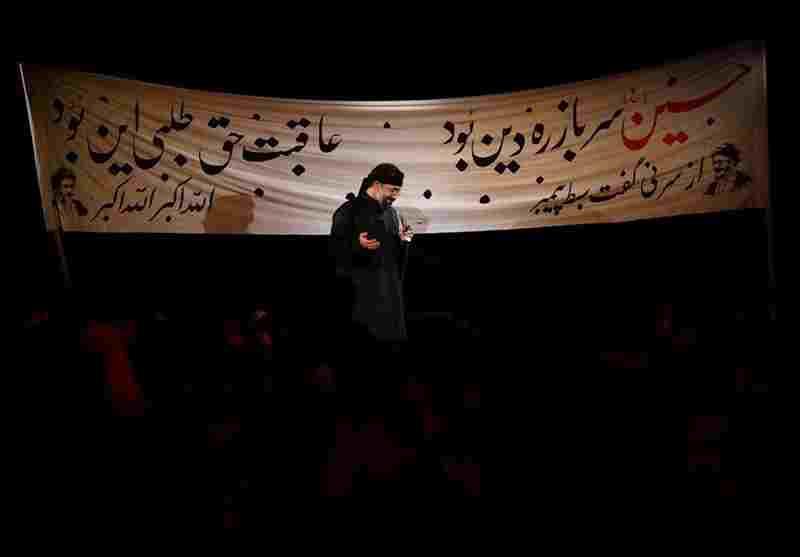 دانلود مداحی شب تاسوعا محرم ۱۳۹۶ حاج محمود کریمی / متن / ویدئو
