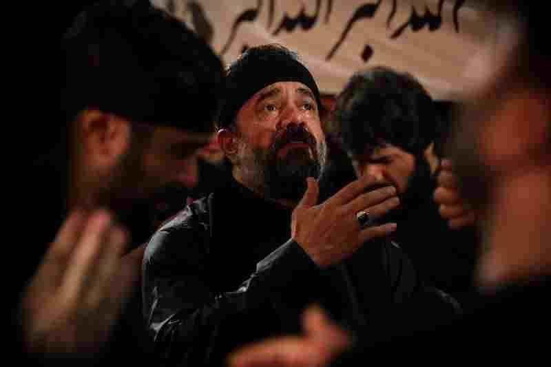 دانلود مداحی شب هفتم محرم ۱۳۹۶ حاج محمود کریمی / متن / ویدئو