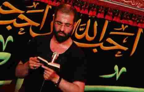 دانلود مداحی شب هشتم محرم ۱۳۹۶ سیب سرخی / متن / ویدئو