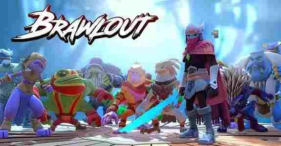 بازی Brawlout