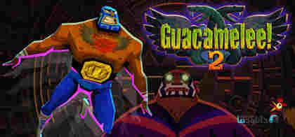 دانلود بازی Guacamelee 2 ب