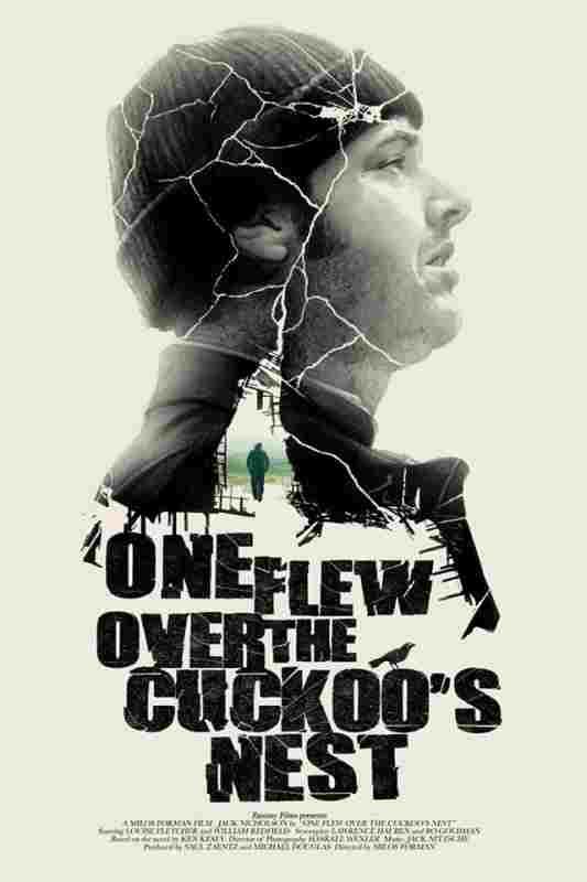 دانلود فیلم One Flew Over the Cuckoo's Nest 1975 دیوانه از قفس پرید دوبله فارسی