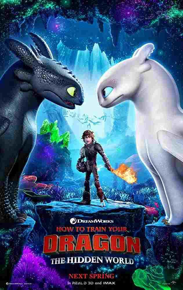 انیمیشن How to Train Your Dragon: The Hidden World دانلود انیمیشن چگونه اژدهای خود را تربیت کنیم ۳