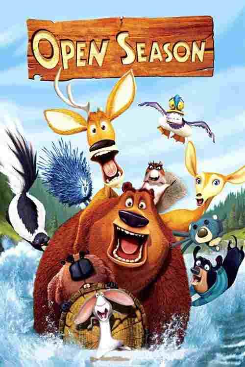 دانلود انیمیشن فصل شکار 1 + دوبله فارسی و کیفیت HD