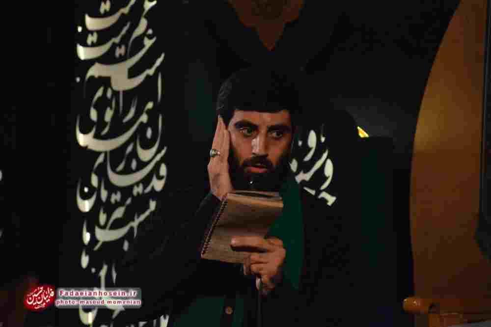 دانلود مداحی شب چهارم محرم ۱۳۹۶ سیدرضانریمانی / متن / ویدئو