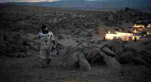 دانلود فیلم The Interstellar 2014 میان ستارهای دوبله فارسی