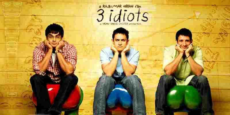دانلود فیلم ۳ Idiots 2009 سه احمق زیرنویس فارسی