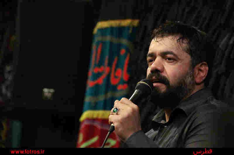 دانلود مداحی از خون جوانان حرم لاله، خدا لاله / محمود کریمی / متن / ویدئو