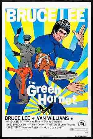دانلود فیلم The Green Hornet 1974 با دوبله فارسی و کیفیت عالی