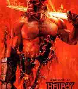 Hellboy 2019 - دانلود فیلم هل بوی