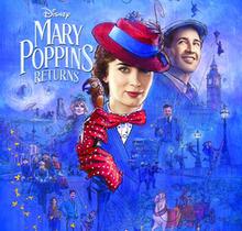 دانلود فیلم Mary Poppins Returns 2018 مری پاپینز باز میگردد دوبله فارسی