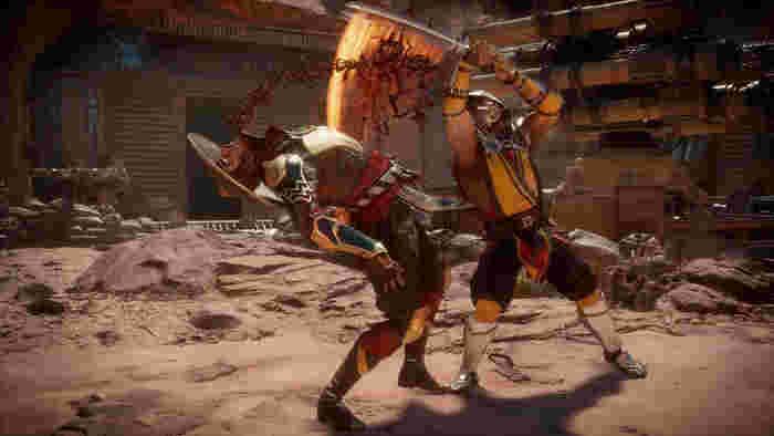 بازی Mortal Kombat 11 - دانلود مورتال کامبت 11