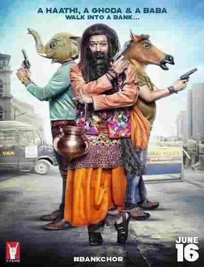 دانلود سینمایی سارق بانک 2017 دوبله فارسی فیلم سینمایی هندی Bank Chor 2017