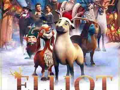 انیمیشن سینمایی Elliot the Littlest Reindeer 2018 دوبله فارسی کارتون سینمایی الیوت کوچکترین گوزن شمالی 2018