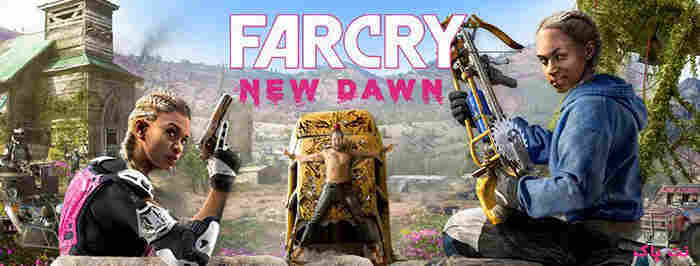 دانلود بازی بازی Far Cry New Dawn برای pc دانلود Far Cry New Dawn فارکرای نیو دون