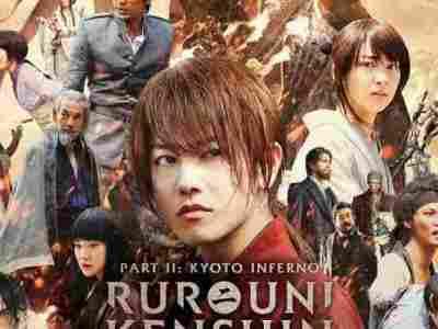 دانلود سینمایی Rurouni Kenshin 2 Kyoto Inferno 2014 دوبله فارسی - دانلود رایگان فیلم شمشیرزن دوره گرد 2 جهنم کیوتو فیلم سینمایی شمشیرزن دوره گرد 2 جهنم کیوتو / دانلود فیلم جدید شمشیرزن دوره گرد 2 جهنم کیوتو