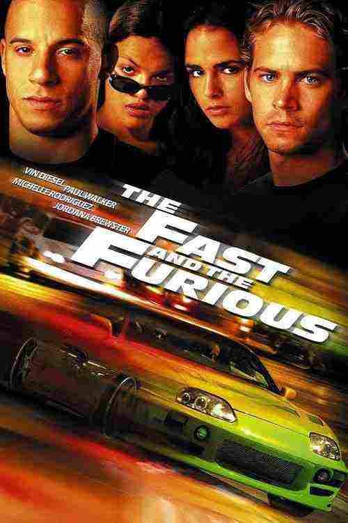 دانلود سینمایی The Fast and the Furious 2001 دانلود فیلم سریع و خشن 1 دوبله فارسی فیلم سینمایی سریع و خشن 1