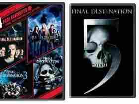 دانلود فیلم Final Destination 1,2,3,4,5,6 دوبله فارسی - کالکشن فیلم مقصد نهایی HD
