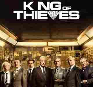 دانلود فیلم سینمایی King of Thieves 2018 دوبله فارسی - دانلود رایگان فیلم پادشاه دزدان فیلم سینمایی King of Thieves 2018 / دانلود فیلم جدید پادشاه دزدان