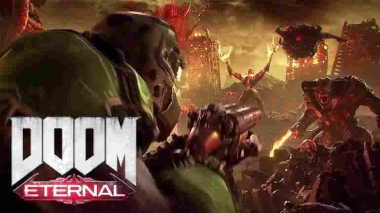 دانلود بازی Doom Eternal برای pc دانلود Doom Eternal دانلود بازی دووم اترنال