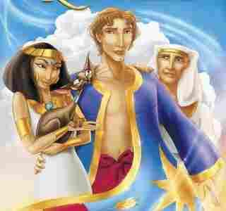انیمیشن سینمایی یوسف: پادشاه رویاها یوسف پیامبر دوبله فارسی کارتون سینمایی یوسف: پادشاه رویاها یوسف پیامبر