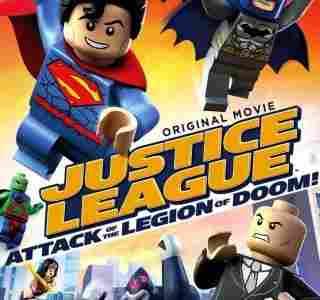 دانلود انیمیشن لگو لیگ عدالت: حمله ارتش نابودی دوبله فارسی - دانلود Lego Attack of the Legion of Doom 2015 کیفیت ۱۰۸۰,۷۲۰,۴۸۰