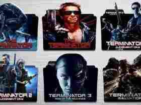 فیلم نابودگر ۱ The Terminator دانلودفیلم نابودگر ۲ روز داوری Terminator 2 Judgment Day - دانلودفیلم نابودگر ۳ خیزش ماشینها Terminator 3 Rise of the Machines - دانلودفیلم نابودگر ۴ رستگاری Terminator 4 Salvation