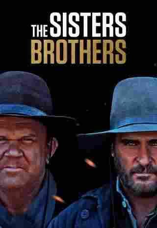 دانلود سینمایی The Sisters Brothers 2018 دوبله فارسی فیلم سینمایی برادرانسیسترز 2018