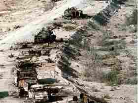 مستند حمله نظامی در عملیات صحرا