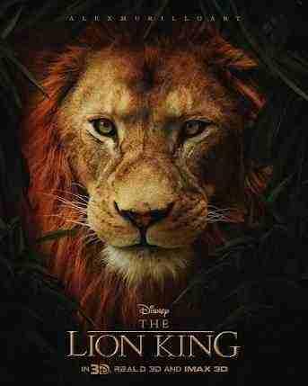 دانلود انیمیشنشیرشاه 2019دانلود انیمیشن The Lion King 2019