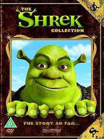 دانلود انیمیشن شرک 1 و 2 و 3 و 4 و 5 با لینک مستقیم و رایگانShrek 2001 , 2004 , 2007 , 2010