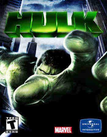 دانلود بازی Hulk 2003 برای pc دانلود Hulk 2003 دانلود بازی هالک