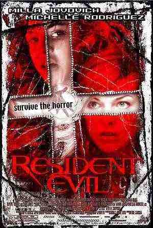 دانلود فیلم سینمایی Resident Evil دوبله فارسی - دانلود رایگان فیلم رزیدنت اویل دانلود فیلم هندی