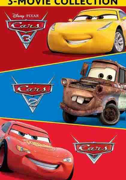 کارتون سینمایی ماشین ها دانلود انیمیشن cars 1,2,3,4 دوبله فارسی - کارتون ماشین ها 2006,2011,2017